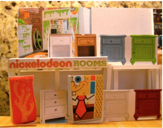 NY, NJ, Crib & Teen City, Children Furniture, Furniture Display, Nickelodean Furniture